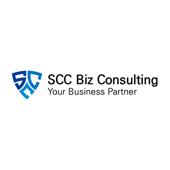 SCC Biz컨설팅 로고디자인