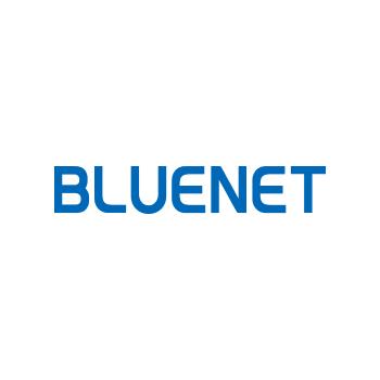 블루넷 로고