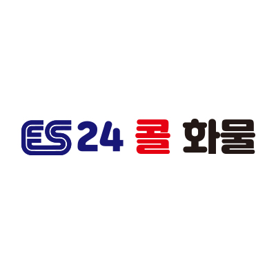 ES24 콜 화물 로고 디자인